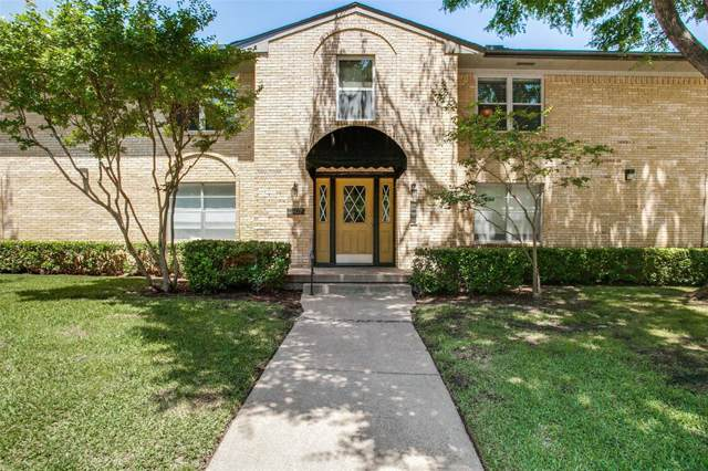 5827 Sandhurst Lane C, Dallas, TX 75206 (MLS #14260957) :: The Hornburg Real Estate Group