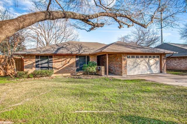 2507 Smouldering Wood Drive, Arlington, TX 76016 (MLS #14260962) :: RE/MAX Pinnacle Group REALTORS