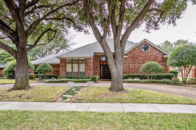 1305 Thistledown Drive, Plano, TX 75093 (MLS #14260996) :: Robbins Real Estate Group
