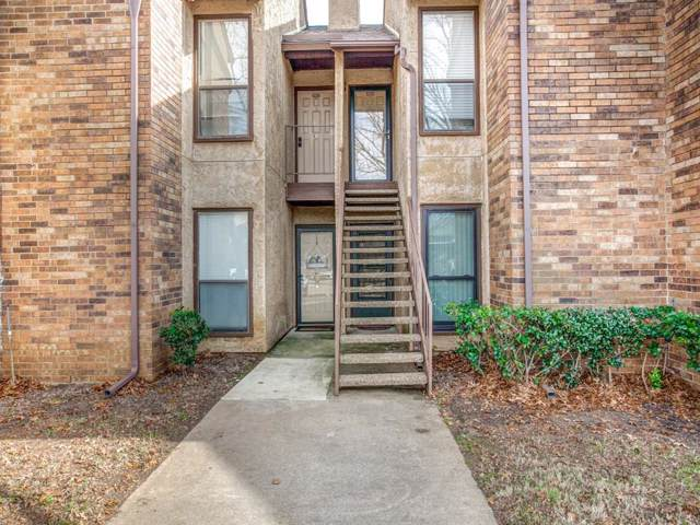 2103 Horizon Trail #3812, Arlington, TX 76011 (MLS #14261007) :: The Hornburg Real Estate Group