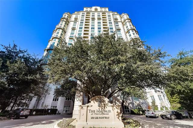 3401 Lee Parkway #2101, Dallas, TX 75219 (MLS #14261009) :: Front Real Estate Co.