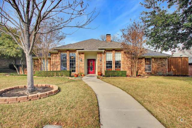 1713 Cross Bend Road, Plano, TX 75023 (MLS #14261010) :: RE/MAX Town & Country