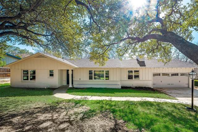 6805 Fortune Road, Fort Worth, TX 76116 (MLS #14261021) :: The Heyl Group at Keller Williams