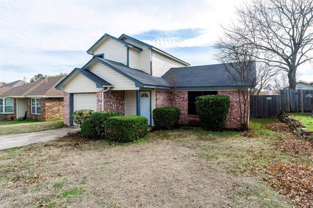 10101 Pack Saddle Trail, Fort Worth, TX 76108 (MLS #14261023) :: The Chad Smith Team