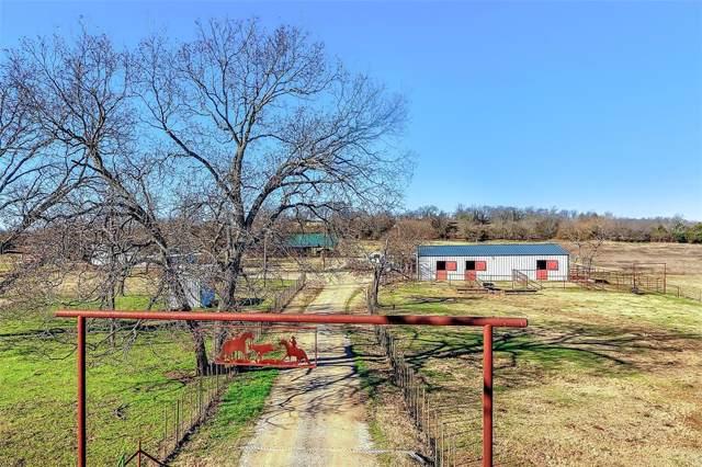 347 Horseshoe Road, Tioga, TX 76271 (MLS #14261025) :: The Tierny Jordan Network