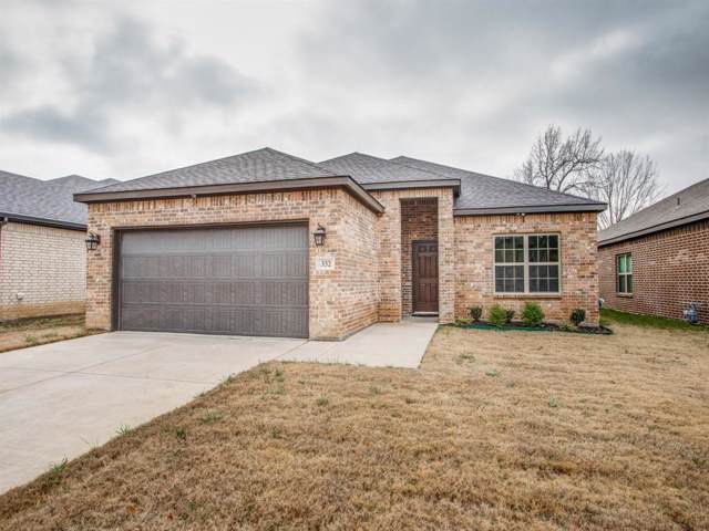 332 E Pecan Street, Hurst, TX 76053 (MLS #14261032) :: The Chad Smith Team