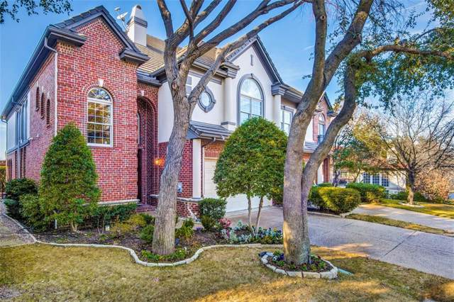 4327 Castle Rock Court, Irving, TX 75038 (MLS #14261056) :: Ann Carr Real Estate