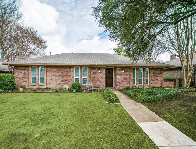 2456 Winterstone Drive, Plano, TX 75023 (MLS #14261058) :: RE/MAX Town & Country