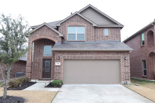 816 Gray Fox, Mckinney, TX 75071 (MLS #14261084) :: Hargrove Realty Group