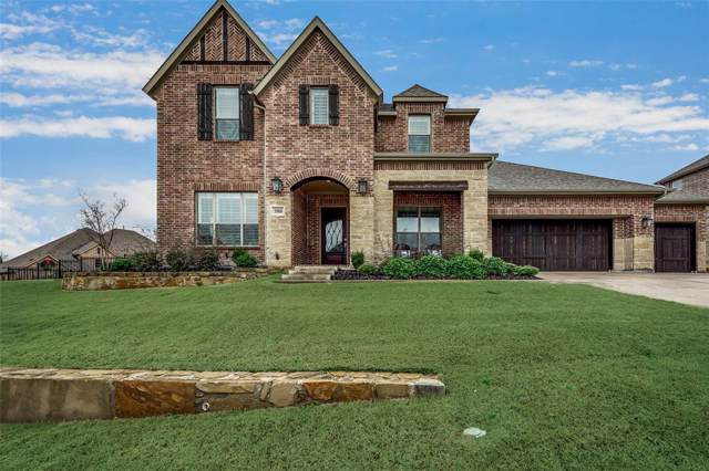 3500 Beechwood Drive, Prosper, TX 75078 (MLS #14261087) :: RE/MAX Town & Country