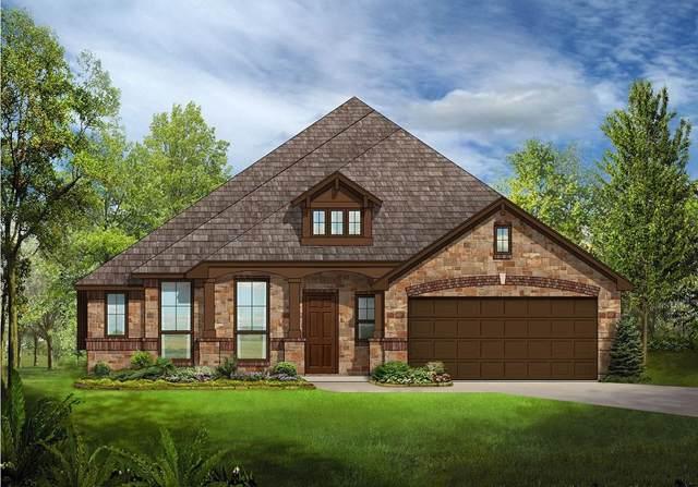 2418 Turning Leaf Lane, Midlothian, TX 76065 (MLS #14261094) :: The Hornburg Real Estate Group