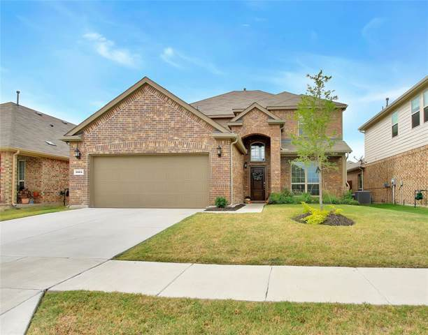 3504 Trowbridge Street, Frisco, TX 75036 (MLS #14261106) :: RE/MAX Pinnacle Group REALTORS