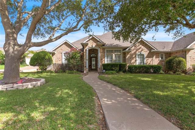 1502 Clear Creek Drive, Cleburne, TX 76033 (MLS #14261113) :: The Chad Smith Team