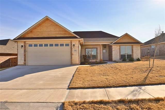 7553 Tuscany Drive, Abilene, TX 79606 (MLS #14261118) :: Maegan Brest | Keller Williams Realty