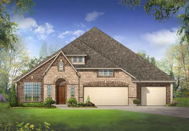 2430 Turning Leaf Lane, Midlothian, TX 76065 (MLS #14261130) :: The Hornburg Real Estate Group