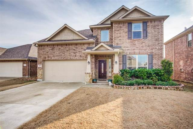 11508 Sadie Street, Frisco, TX 75036 (MLS #14261136) :: RE/MAX Pinnacle Group REALTORS