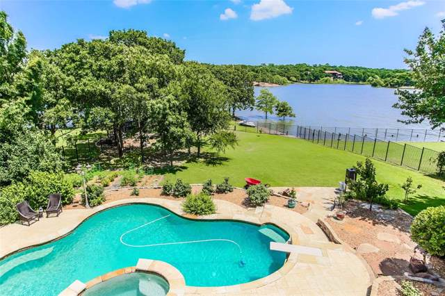 3112 Lake Creek Drive, Highland Village, TX 75077 (MLS #14261156) :: Baldree Home Team