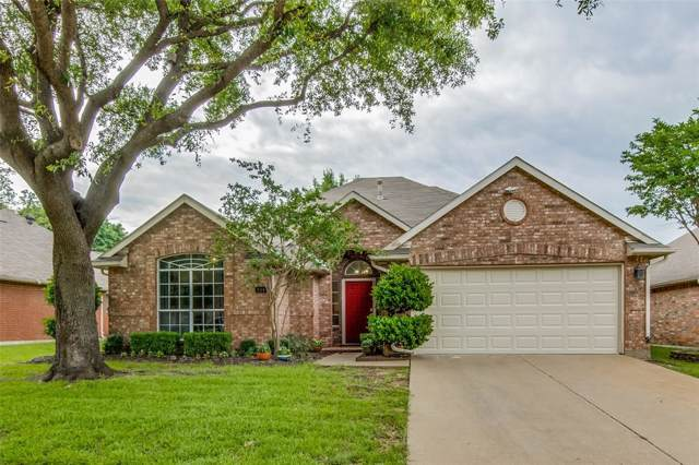 804 Wood Duck Way, Flower Mound, TX 75028 (MLS #14261159) :: Team Tiller