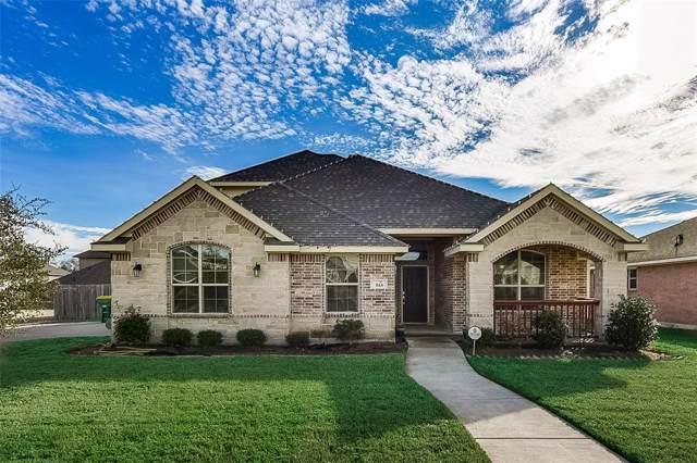 918 Grouse Road, Glenn Heights, TX 75154 (MLS #14261161) :: The Hornburg Real Estate Group
