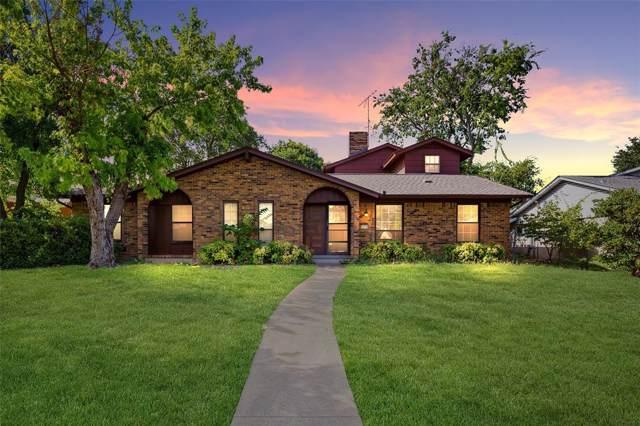 1310 Dunbarton Drive, Richardson, TX 75081 (MLS #14261166) :: Caine Premier Properties