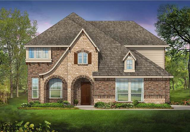737 Oakleaf Drive, Midlothian, TX 76065 (MLS #14261172) :: The Hornburg Real Estate Group