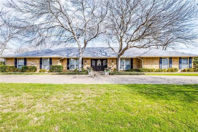 3767 Jubilee Trail, Dallas, TX 75229 (MLS #14261199) :: RE/MAX Town & Country