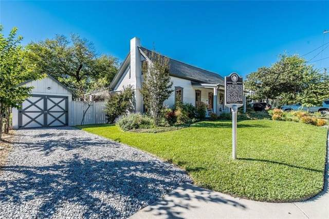 206 S Benge Street, Mckinney, TX 75069 (MLS #14261200) :: Tenesha Lusk Realty Group