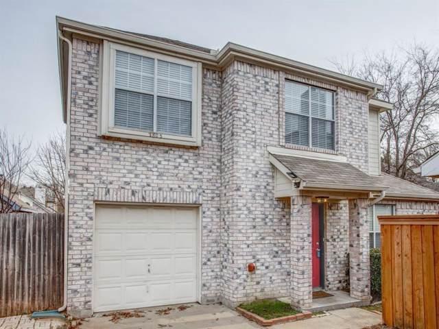 1605 Collin Drive, Allen, TX 75002 (MLS #14261220) :: The Kimberly Davis Group