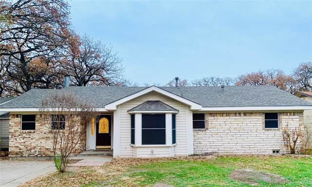 1224 Dora Street, Bedford, TX 76022 (MLS #14261225) :: Lynn Wilson with Keller Williams DFW/Southlake