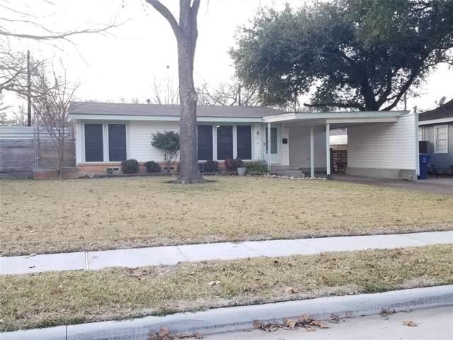 1517 Elizabeth Drive, Garland, TX 75042 (MLS #14261230) :: NewHomePrograms.com LLC