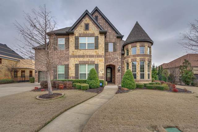 7005 Monet, Colleyville, TX 76034 (MLS #14261234) :: Frankie Arthur Real Estate