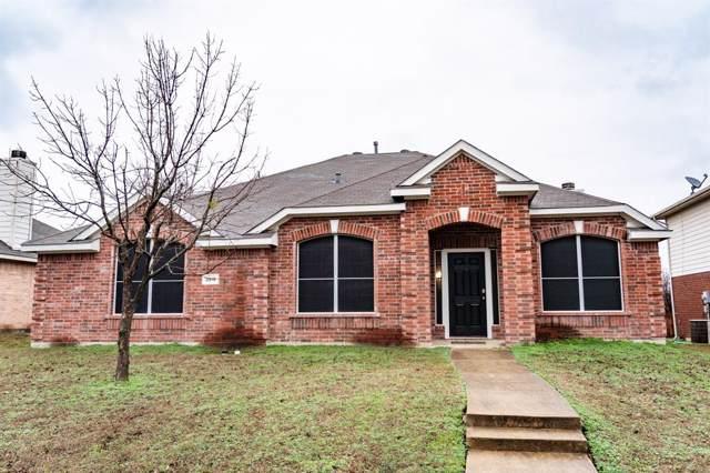 3316 Pecan Shadow Way, Mesquite, TX 75181 (MLS #14261240) :: RE/MAX Landmark