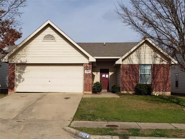 2941 Saint David Drive, Dallas, TX 75233 (MLS #14261245) :: RE/MAX Landmark