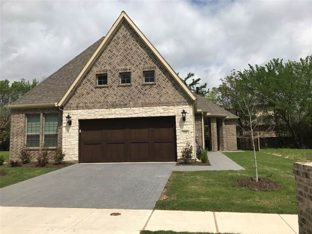 800 Brookstone Court, Keller, TX 76248 (MLS #14261253) :: Team Hodnett