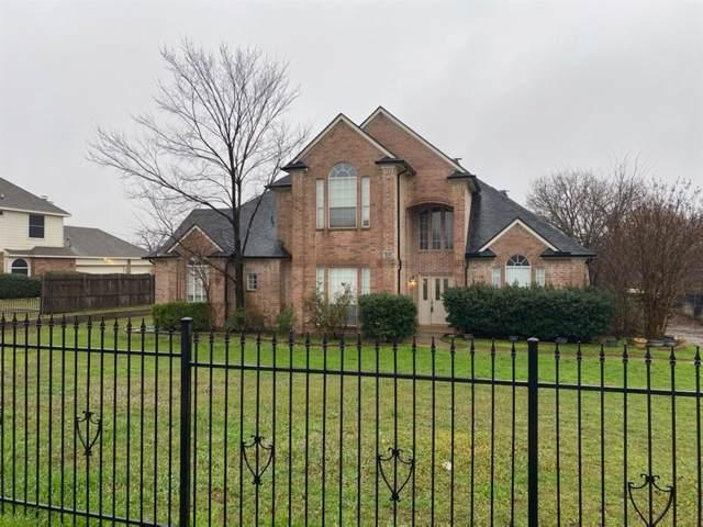 824 Pennsylvania Avenue, Kennedale, TX 76060 (MLS #14261305) :: The Hornburg Real Estate Group