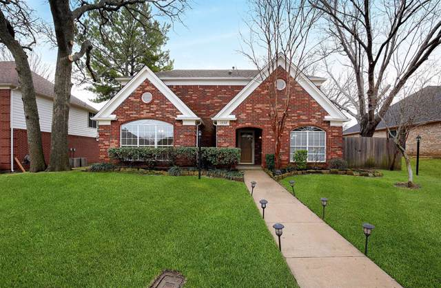 1338 Summertime Trail, Lewisville, TX 75067 (MLS #14261365) :: Real Estate By Design