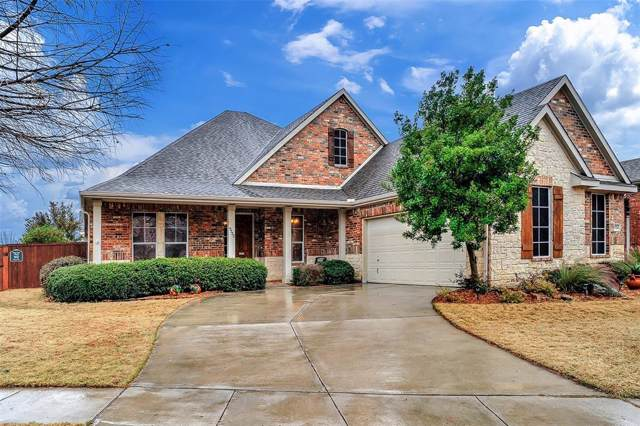 9720 Furman Court, Fort Worth, TX 76244 (MLS #14261389) :: Team Hodnett