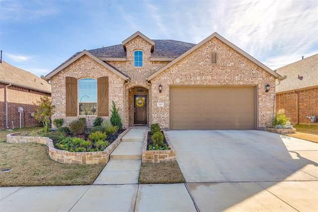 1813 13th Street, Northlake, TX 76226 (MLS #14261390) :: Justin Bassett Realty
