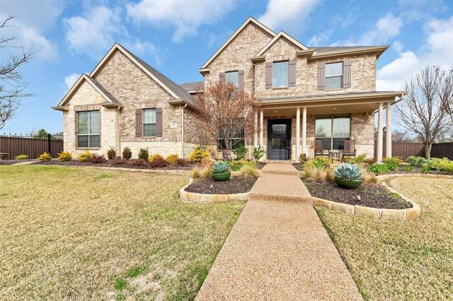 913 Siena Drive, Southlake, TX 76092 (MLS #14261391) :: Baldree Home Team