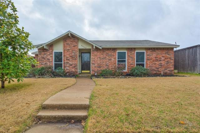 5065 Walker Drive, The Colony, TX 75056 (MLS #14261392) :: The Kimberly Davis Group