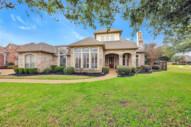 1204 Kirkcaldy Court, Southlake, TX 76092 (MLS #14261397) :: All Cities Realty