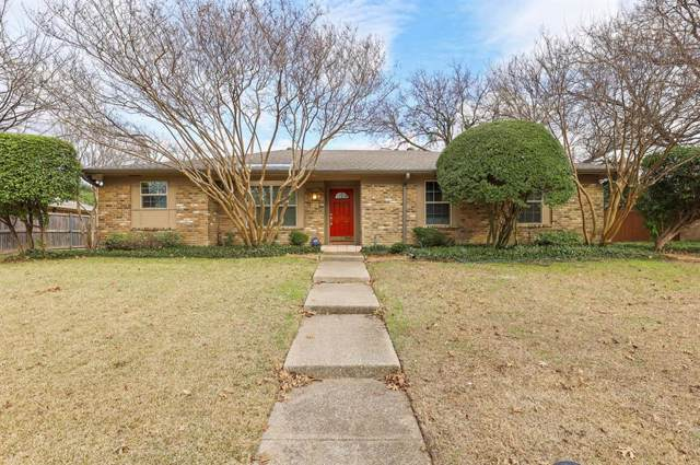 5012 Hatherly Drive, Plano, TX 75023 (MLS #14261412) :: RE/MAX Town & Country