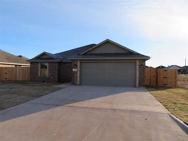 6941 Jennings Drive, Abilene, TX 79606 (MLS #14261426) :: Tenesha Lusk Realty Group