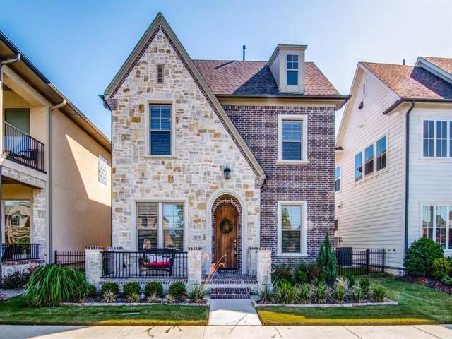 8270 Kentland Drive, Frisco, TX 75034 (MLS #14261446) :: The Real Estate Station