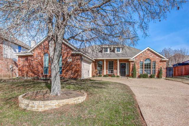 2808 Bainbridge Trail, Mansfield, TX 76063 (MLS #14261448) :: The Hornburg Real Estate Group