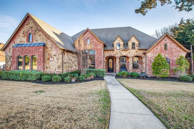 213 Williamsburg Lane, Ovilla, TX 75154 (MLS #14261467) :: All Cities Realty