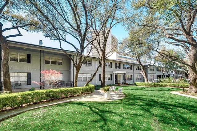 6230 Bandera Avenue 6230C, Dallas, TX 75225 (MLS #14261494) :: The Hornburg Real Estate Group