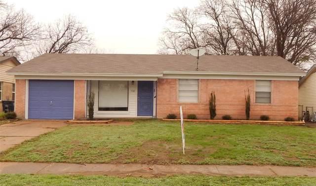 730 Cindy Lane, Grand Prairie, TX 75052 (MLS #14261505) :: Ann Carr Real Estate