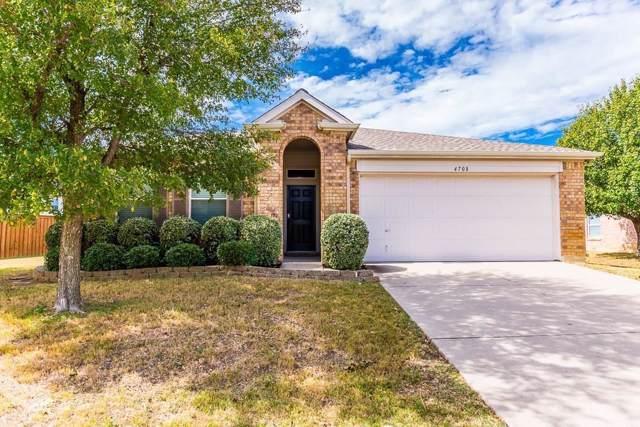 4708 Provence Drive, Denton, TX 76226 (MLS #14261506) :: Team Tiller