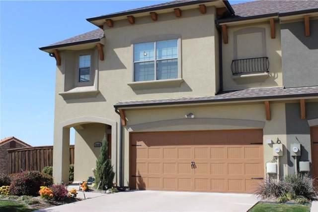 4145 Nia Drive, Irving, TX 75038 (MLS #14261513) :: Caine Premier Properties